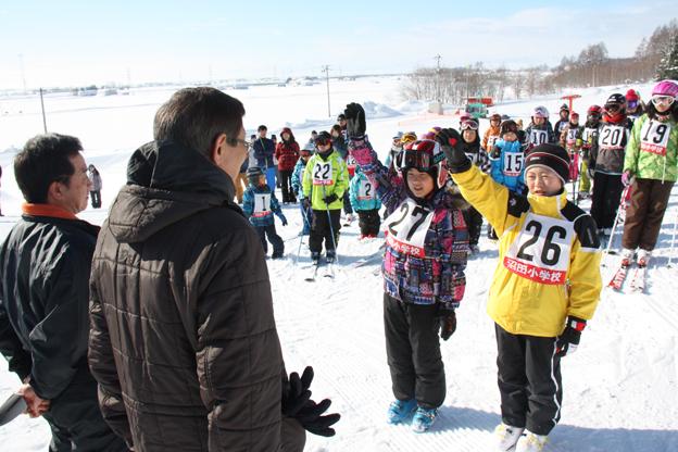 20140211第65回町民スキー大会兼第15回高穂スキー場まつり