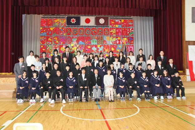 20140404沼田中学校入学式