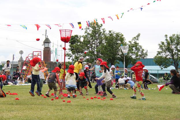 20140615幼稚園運動会