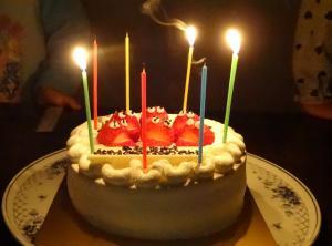 マァちゃんのお誕生日