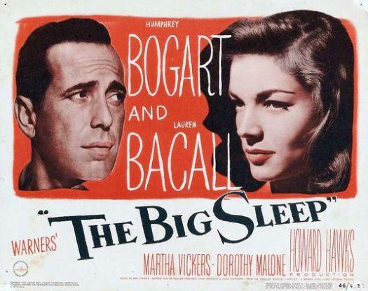 Big Sleep Poster