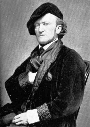 Wagner in 1867