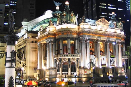Rio de Janeiro Opera House