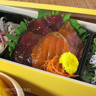 漬け丼&しらす丼弁当03