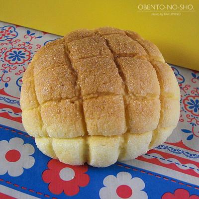 ざっくざくメロンパン