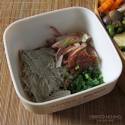 醤油麹の焼き鮭弁当03