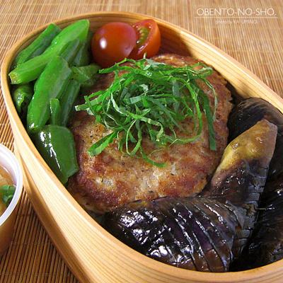 和風おろしハンバーグ丼弁当02