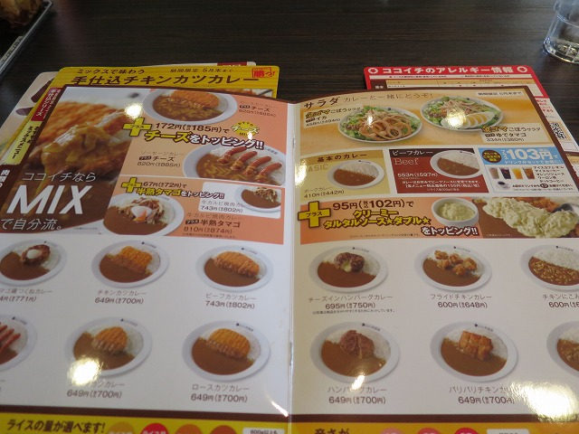 Coco壱番屋 西宮北インター店 (11)