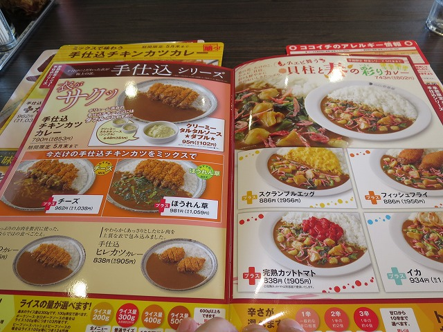 Coco壱番屋 西宮北インター店 (9)