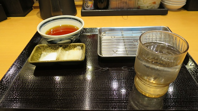 天ぷら定食 まきの (14)