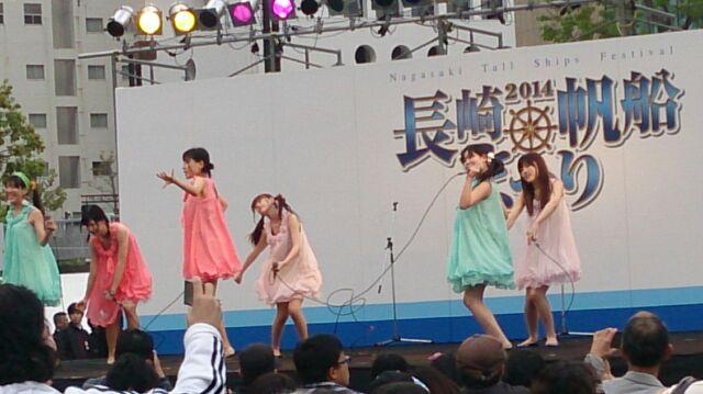 長崎帆船祭り1