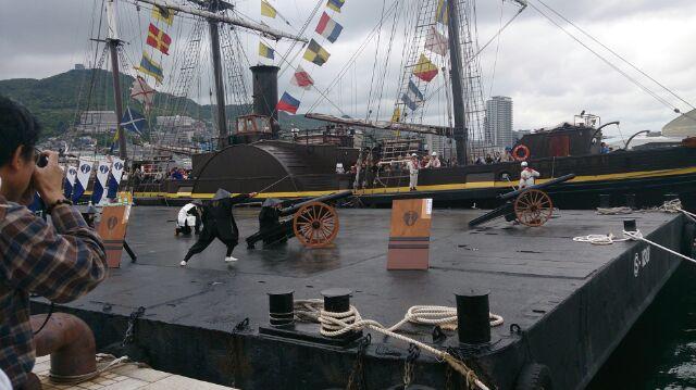 長崎帆船祭り3