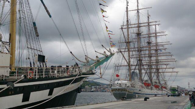 長崎帆船祭り6