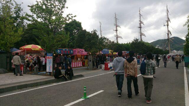 長崎帆船祭り2