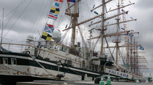 長崎帆船祭り7