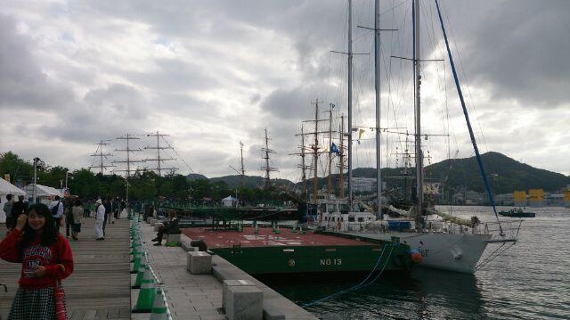 長崎帆船祭り9