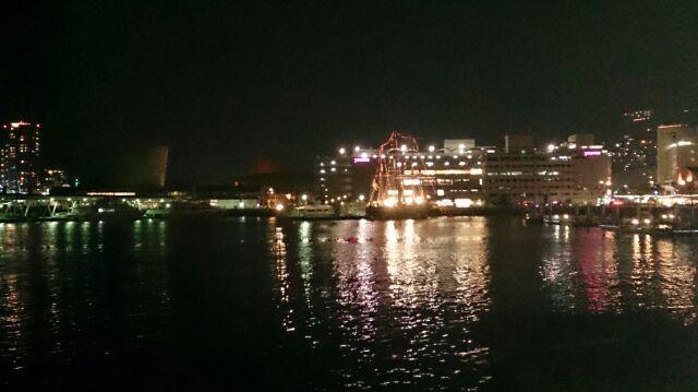 長崎港の夜景3