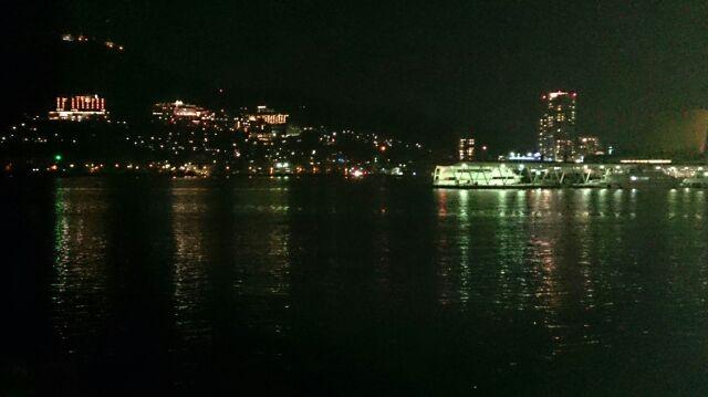 長崎港の夜景4
