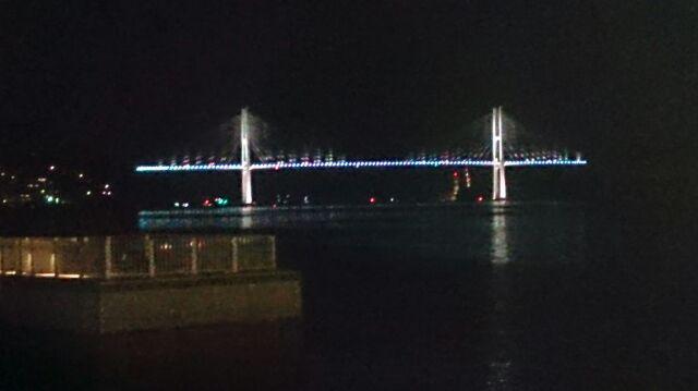 長崎港の夜景1