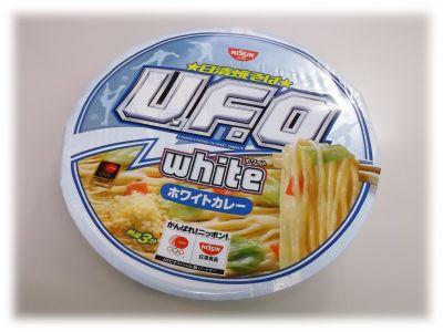 日清焼そば U.F.O. ホワイトカレー