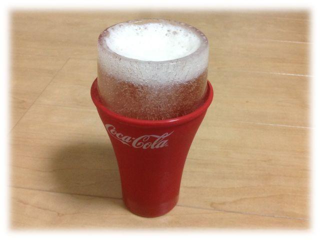 コカコーラ BIG 氷のタンブラー