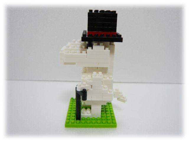 nanoblock/ムーミンパパ[Muminpappa]