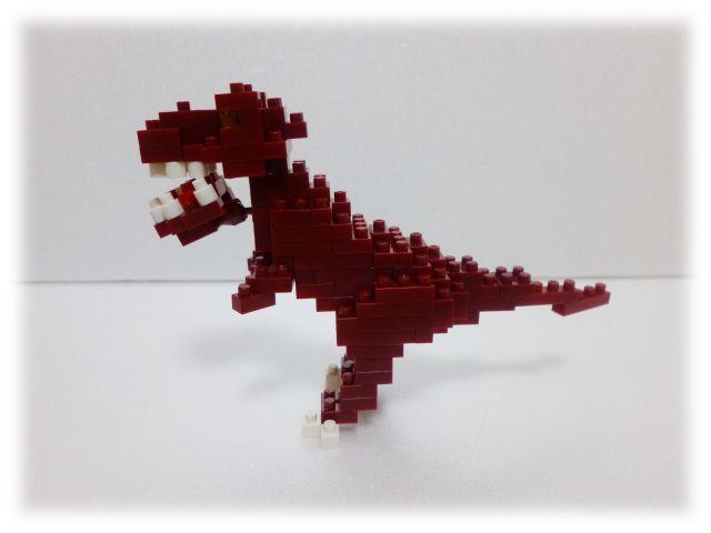 NBC_111 ティラノサウルス