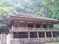 室生寺 金堂