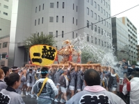 水かけ祭り10