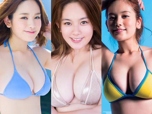 「JJ」専属モデル決定!筧美和子(20)の超絶ボディーが目を引くド迫力エロ画像×40