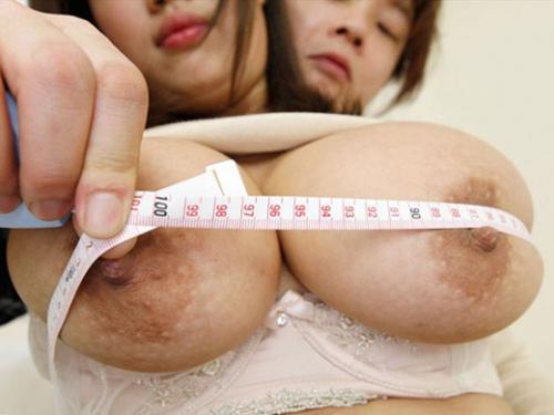 日本の誇るHカップ以上の神乳を持つ美女まとめ