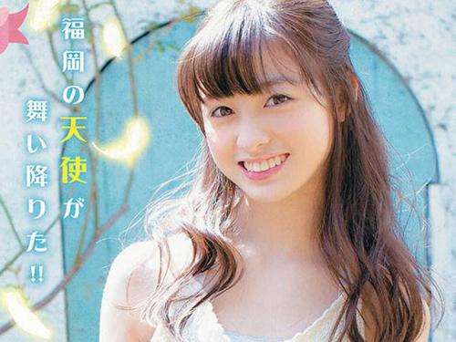 そろそろ水着姿公開が期待される橋本環奈(15)のグラビア画像×43