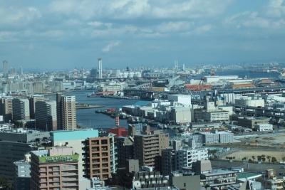 140221神戸市役所展望台②