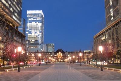 140310東京駅丸の内駅舎