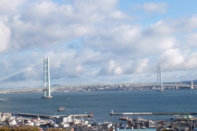 140321明石海峡大橋