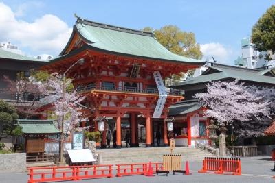 140403生田神社①