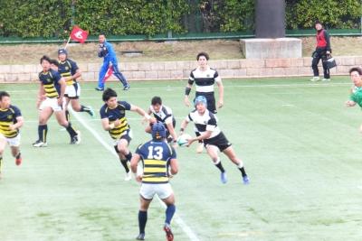 140406大阪体育大学vs立命館大学