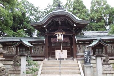 野々宮神社本殿