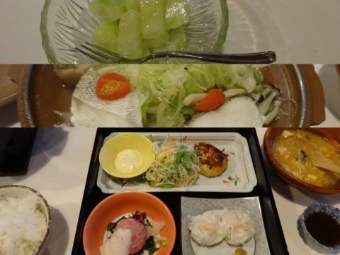 カーロ菅平 夕食