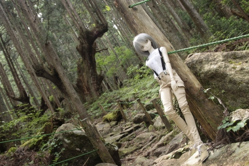 21世紀の森にて8