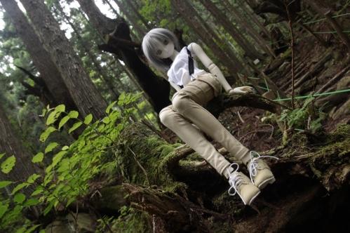 21世紀の森にて10