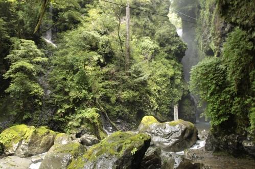 轟九十九滝の荒魂