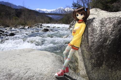 与田切公園にて6