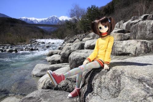 与田切公園にて4