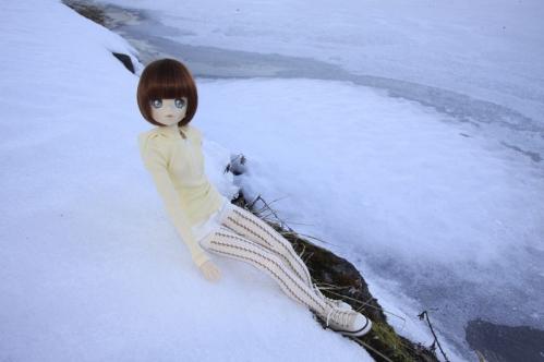 白樺湖にて3