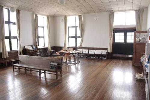 会議室全景