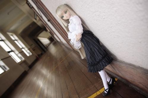 廊下にて8