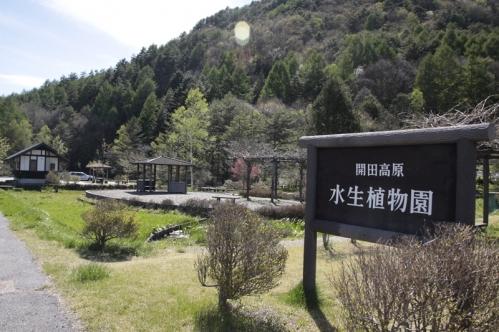 開田高原水生植物園