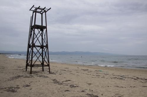 雨晴海岸ロケ地