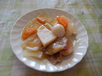 糖尿病の方の料理教室3